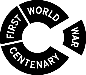 WW1 Commemorative logo