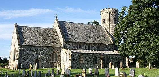 St Mary's church, Weeting
